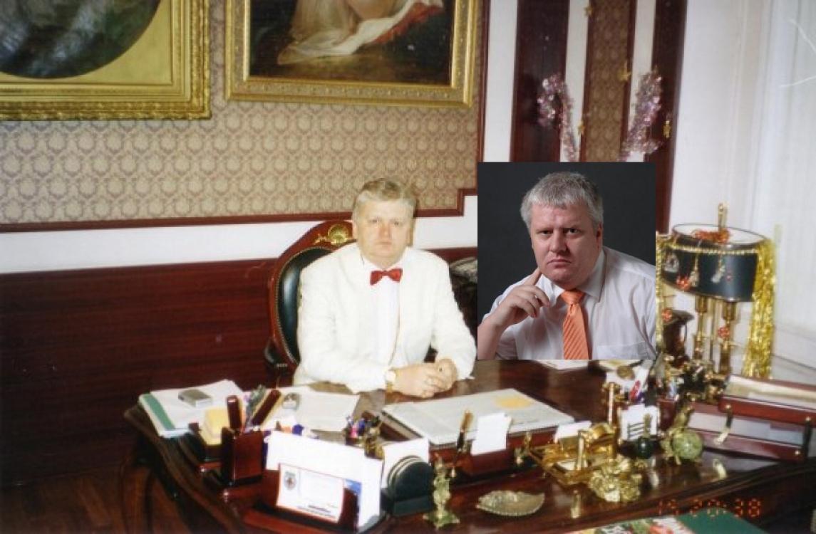 Don Milisav Juan Gonzales Brzi a.k.a. Vilhelm Ulfar Vilhelmsson Romanov