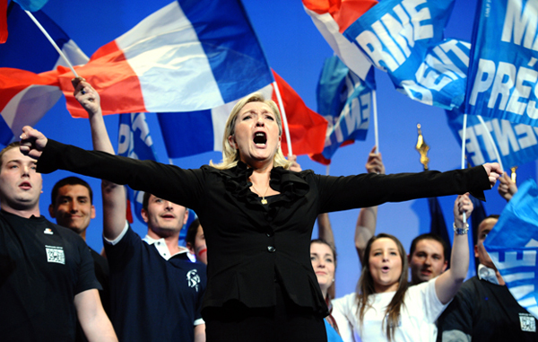 Marine Le Pen has modernized National Front, the party her father founded in 1972. The party has shifted its focus from 20th century anti-Semitism to 21st century Islamophobia.