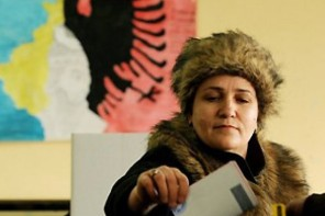 Tweeting the Kosovo Elections