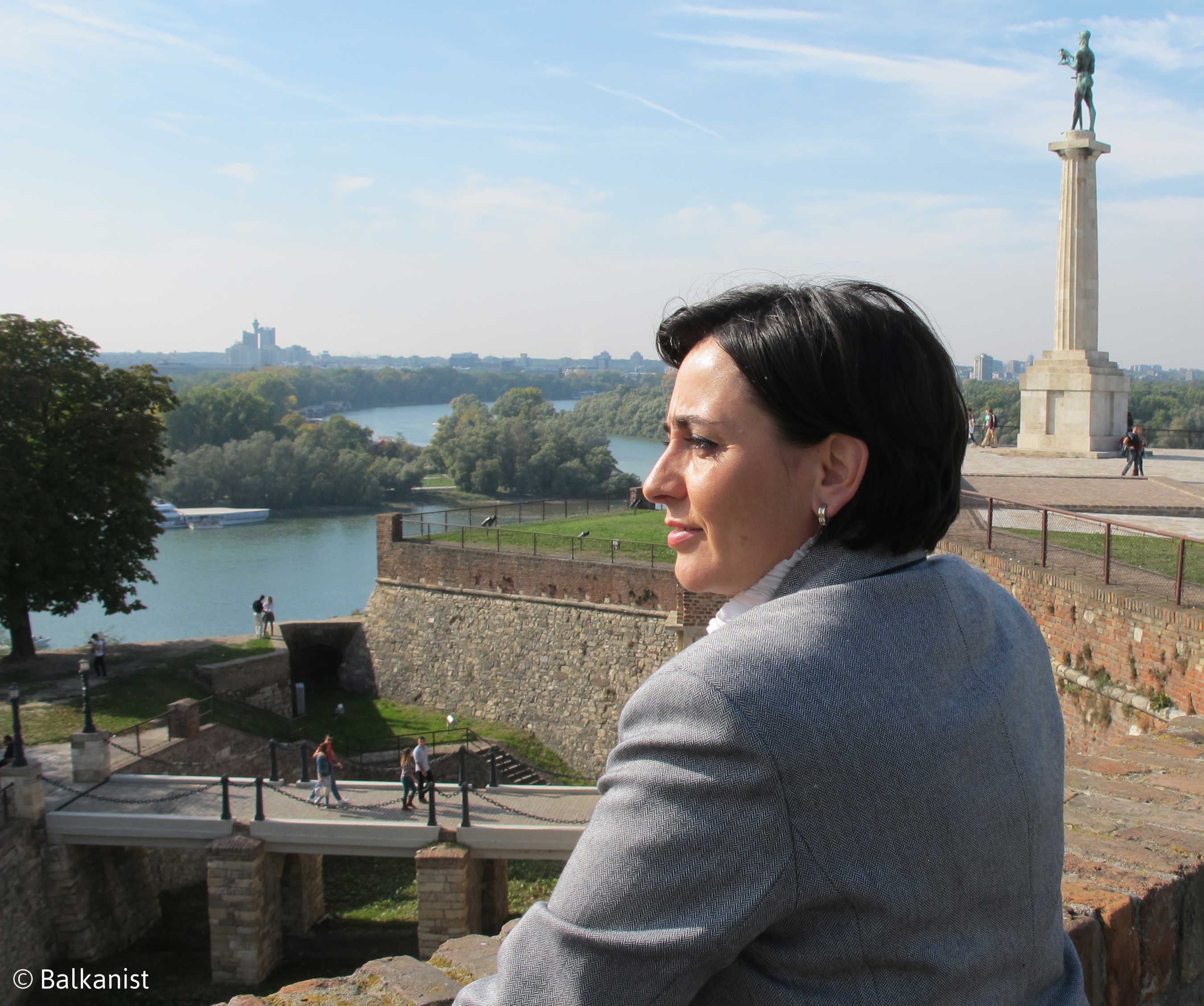Adriana Hodzic, Kalemegdan