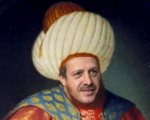 Don't worry everyone. The Ottoman Empire isn't coming back. We just thought this was funny (via srbel.net)