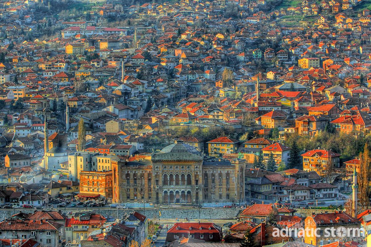 Sarajevo (Photo Credit: Zvonimir Barisin)
