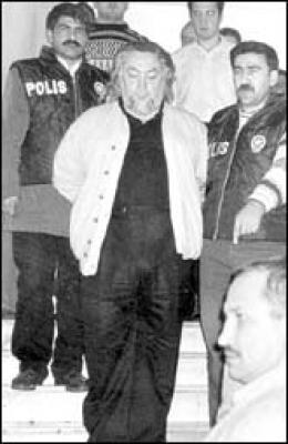 Adnan Oktar's arrest.