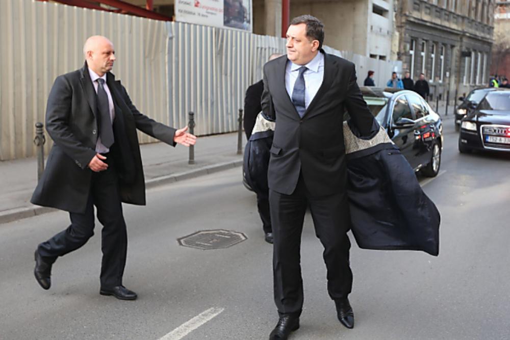 Dodik naručio odijela za 20.000 KM