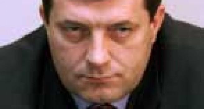 Dodik, 2011 (Photo Credit: Buka)