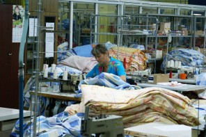 Europeans Sleep on Transnistrian Sheets