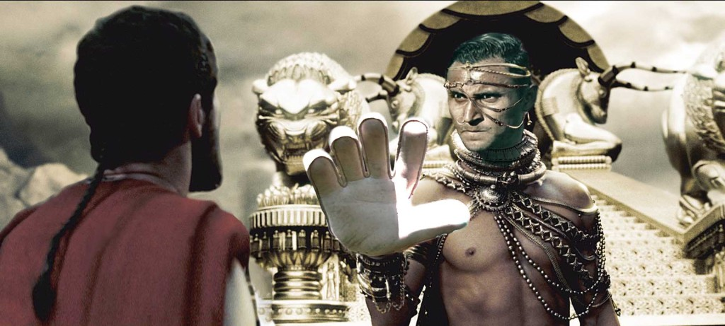 No but seriously 300 Greeks could not have gotten past Keylor Navas that day.