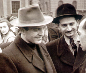 """The """"Silver Fox of the USSR"""": A young Eduard Shevardnadze (Photo credit: www.magticom.ge)"""