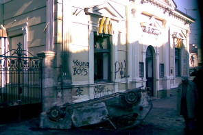 I'm Lovin' It (Most of the Time): A Brief History of McDonald's in Serbia