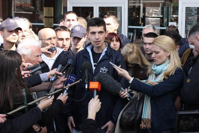 Obraz leader Mladen Obradovic.