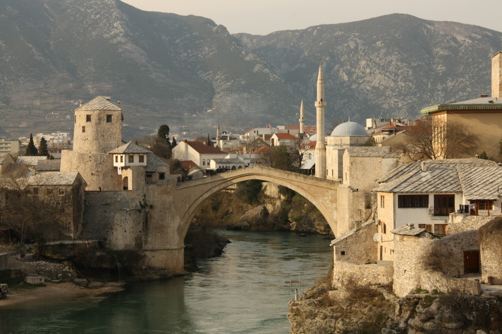 Mostar, Old Bridge.