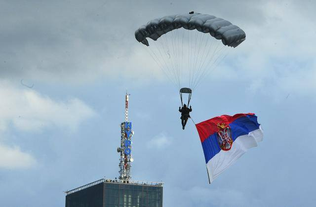 Photo credit: Ministry of Defense & Serbian Armed Forces/Facebook