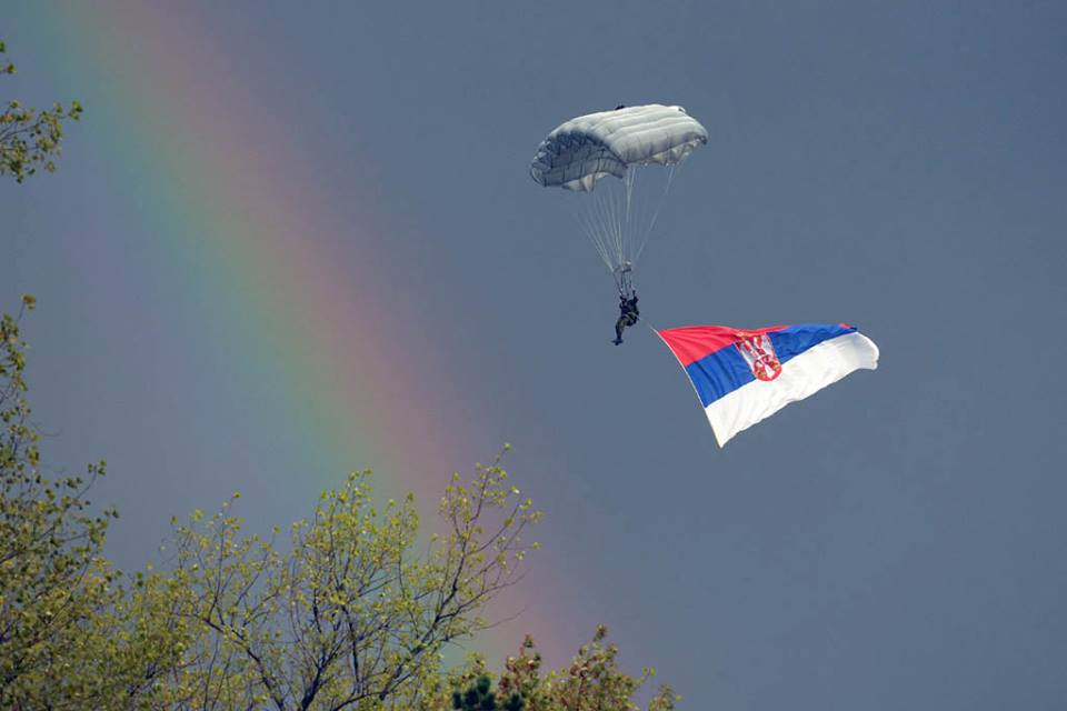 Photo credit: Serbian Ministry of Defense & Armed Forces/Facebook