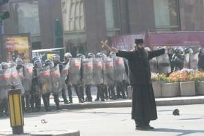 On Pride and Putin Parades