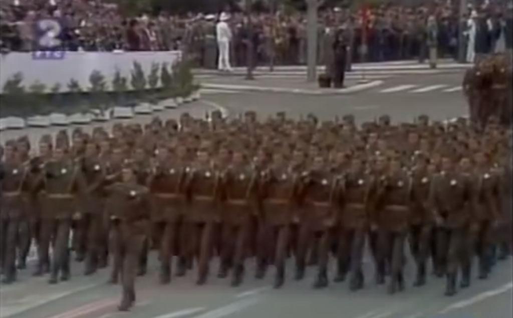 Belgrade, Yugoslavia, 1985