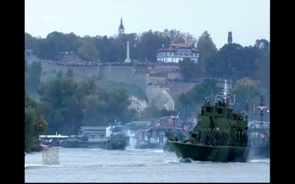 Belgrade, Serbia, 2014