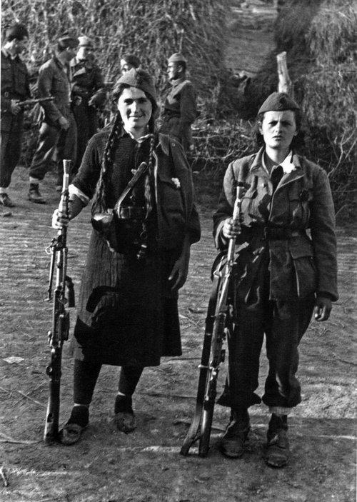 Yugoslav Partisans