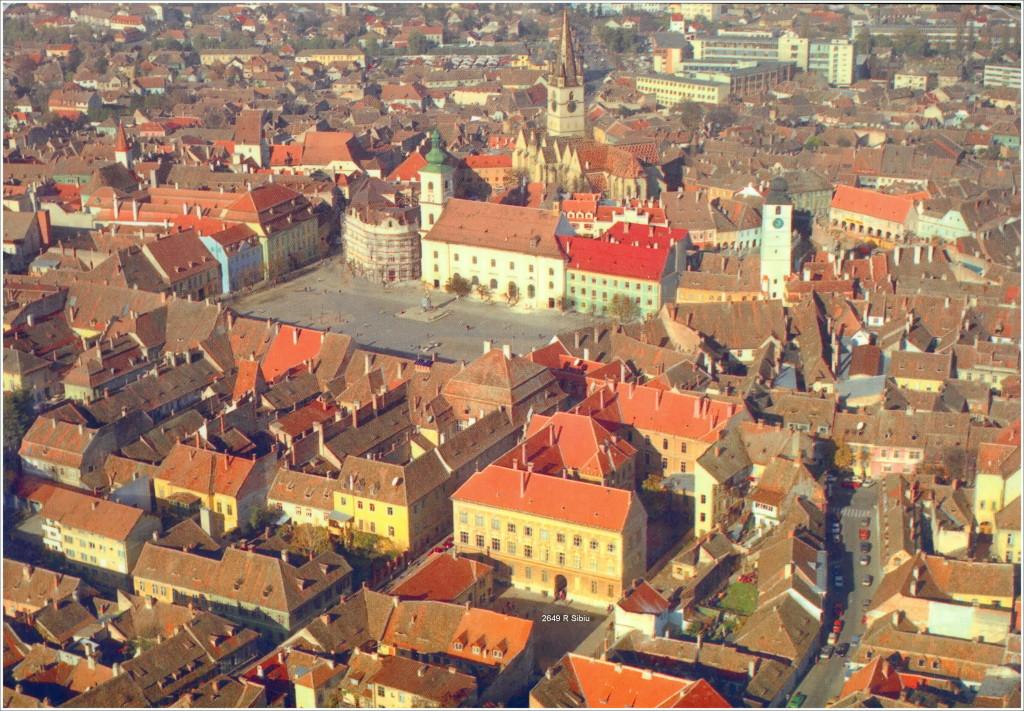 Sibiu. (Photo credit: Vladimir Tkalčić/flickr/CC BY-NC-SA 2.0)