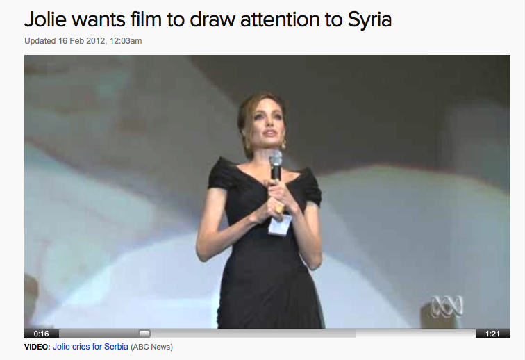 Syria & Serbia. (Image credit: ABC News)