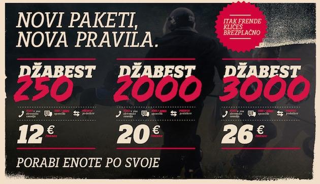 "Telekom Slovenije: ""Džabest"" (Photo credit: www.had.si)"
