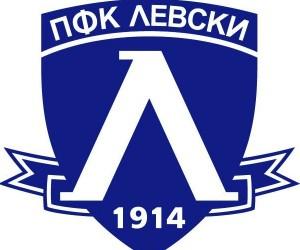 """Levski 1914's logo: """"the shovel""""."""