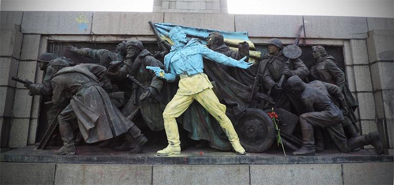 The Red Army Monument, Sofia, Bulgaria (Photo credit: Vassia Atanassova / CC / Wikimedia)