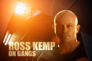 Fear and Loathing in the UK: Ross Kemp Goes to Bulgaria