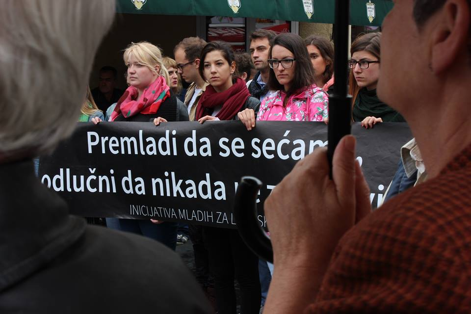 Photo Credit: Youth Initiative for Human Rights Serbia.