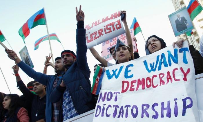 Photograph: David Mdzinarishvili/Reuters