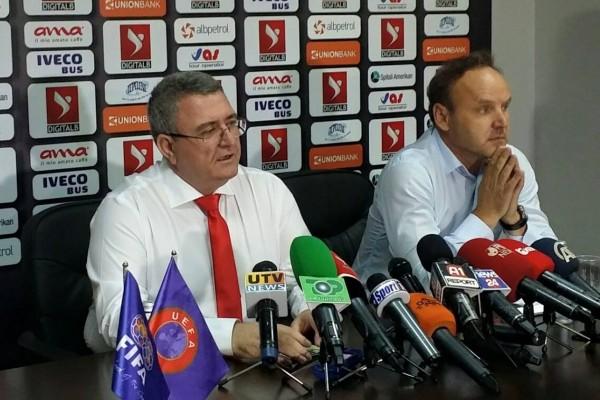 Albanian FA