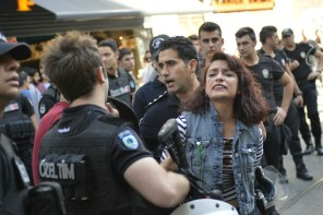LGBT Crackdown in Turkey: The Perils of Visibility
