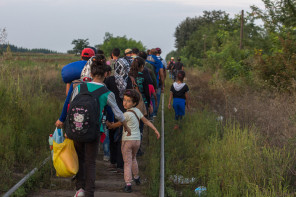 Live(ish) Blogs and Updates: The Refugee Crisis Along the Balkan Corridor