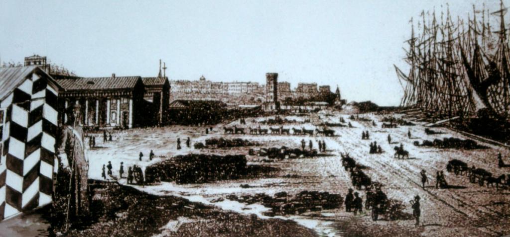 Odessa's quarantine grounds