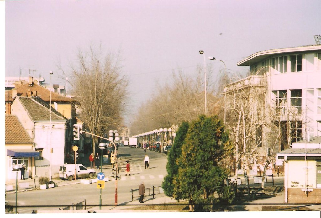 Lazarevac, Serbia via Mapio