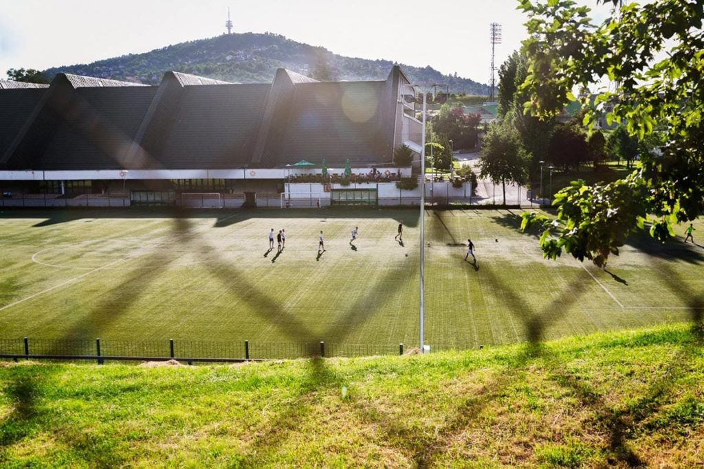 Zetra Olympic Sports Hall (Photo credit: Sylvie Gagelmann)