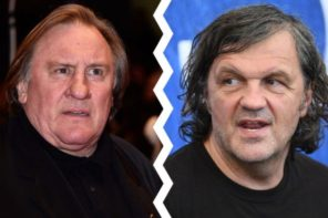 Gerard Depardieu vs Emir Kusturica: Whose Side Are You On?