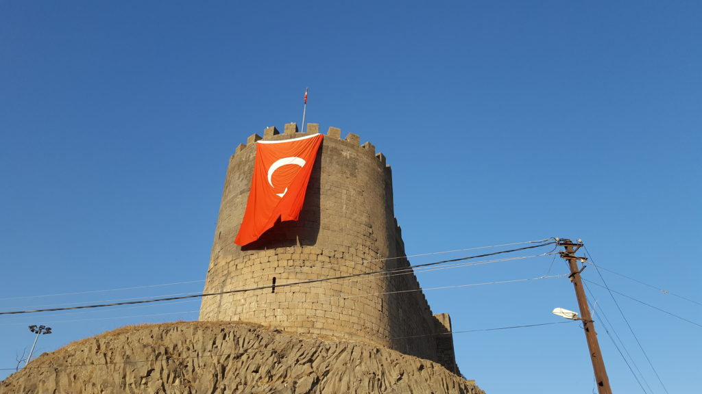 Mardin Gate, photo by author.
